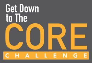 Get Down To The Core Challenge - LOGO_option3